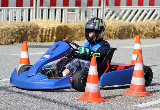 stage de karting