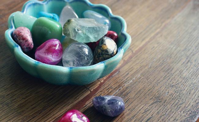 symboliques des pierres fines